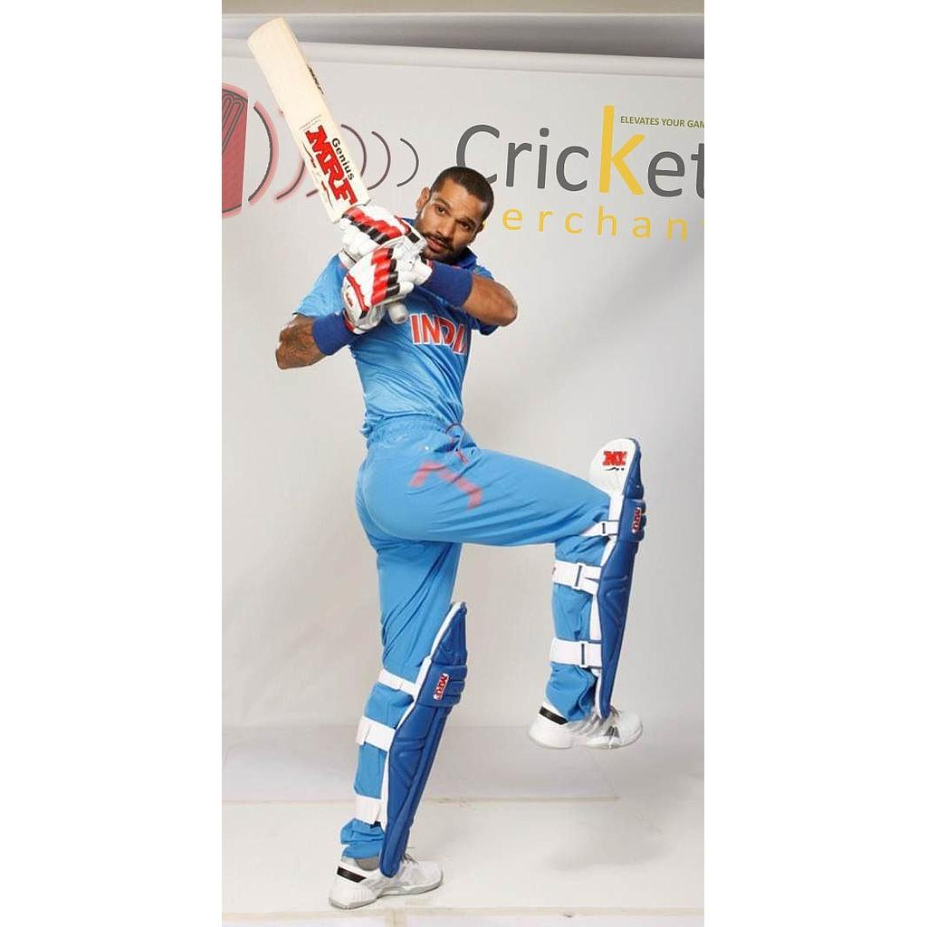 MRF UNIQUE Edition Cricket Bat - Shekhar Dhawan